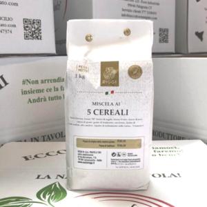 Farina Siciliana 5 Cereali