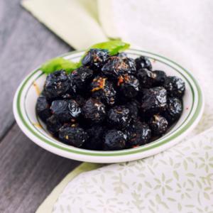 Olive Nere secche dolci