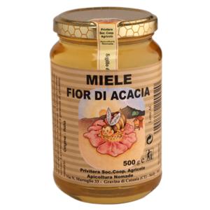 Miele Acacia da 500 gr
