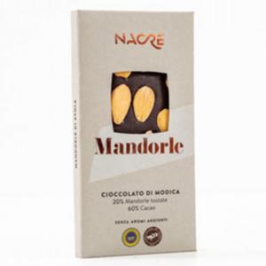 Cioccolato di Modica con Mandorle IGP