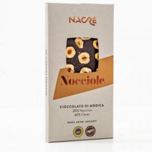 Cioccolato di Modica con Nocciole IGP