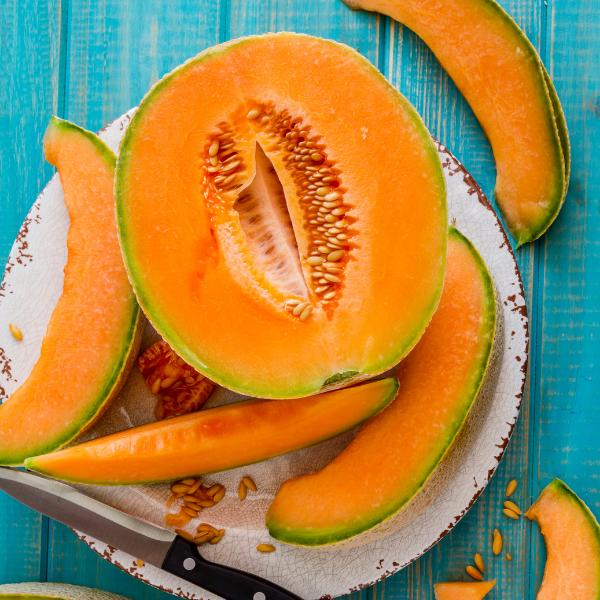 Melone Retato Interno