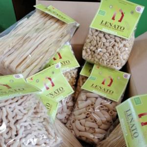 Confezione Pasta Bio 4,5 kg
