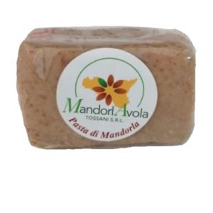 Panetto Pasta di Mandorla sgusicata