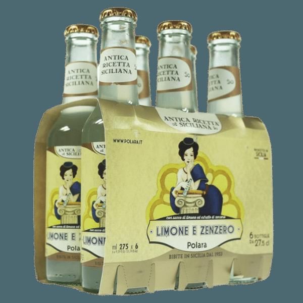 Bibita Limone e Zenzero Antica Ricetta Siciliana