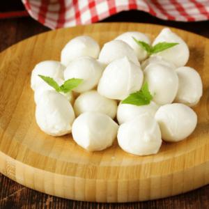 Mozzarella di Bufala Siciliana a Bocconcini