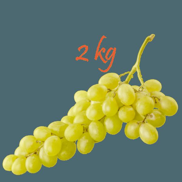 Uva Vittoria da 2 kg