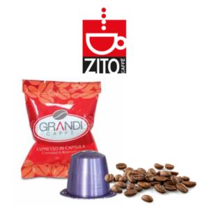 Capsule Nespresso grandi caffe