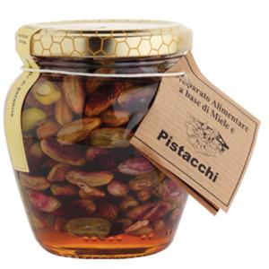 Miele con Pistacchio 250 gr