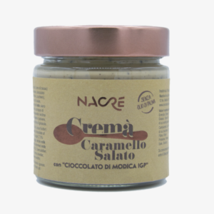 Crema caramello salato