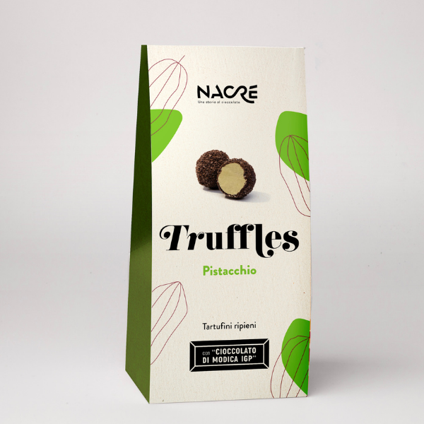 Truffles Pistacchio