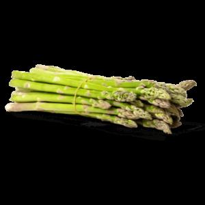 Asparagi verdi mazzetto