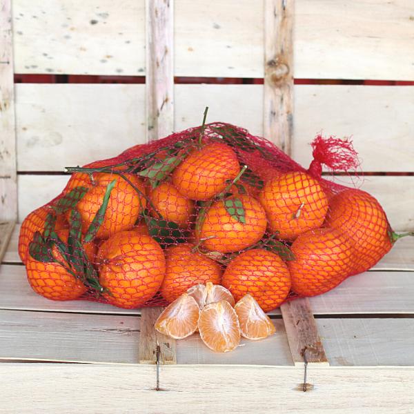 Mandarini in rete da 3 kg