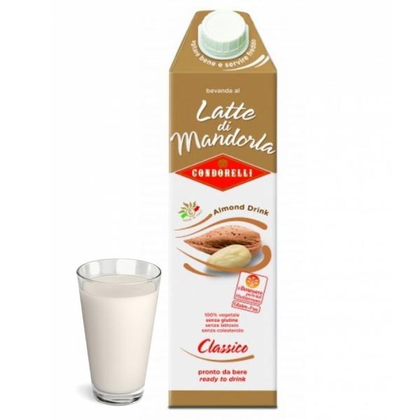 Latte di Mandorla classico Condorelli
