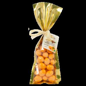 Praline di mandorle gusto arancia