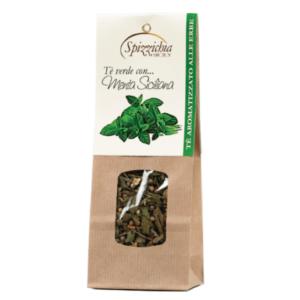 Tè verde alla menta