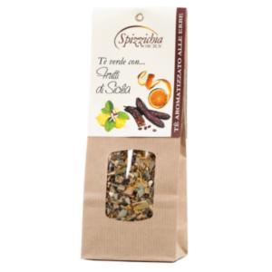 Tè verde frutti di Sicilia